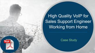 Case Study - High Tech - Customer Service