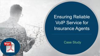 Insurance Vertical Case Study Image